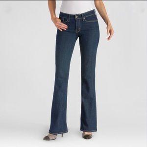 DENIZEN Blue Jeans | Bootcut | Size 4 Medium